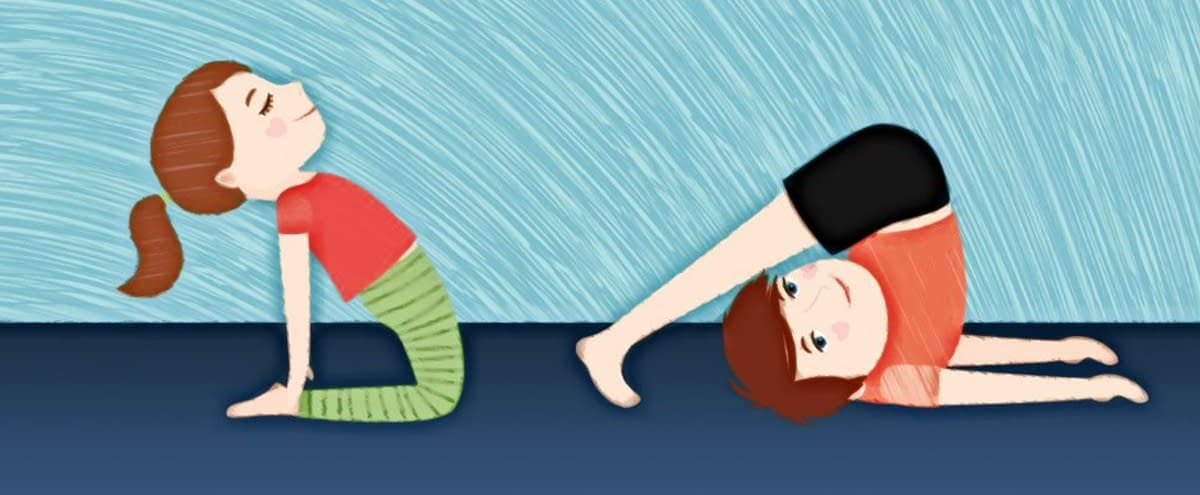 What are the Benefits of Kids Yoga