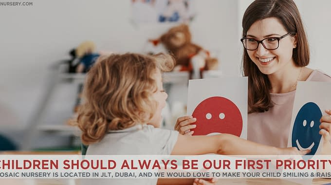 Children Should Always Be Our First Priority