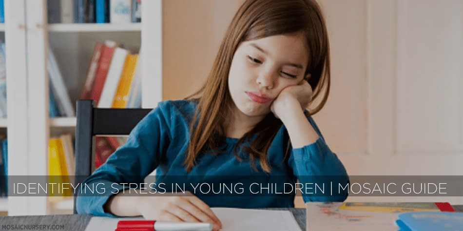 Identifying Stress In Young Children1