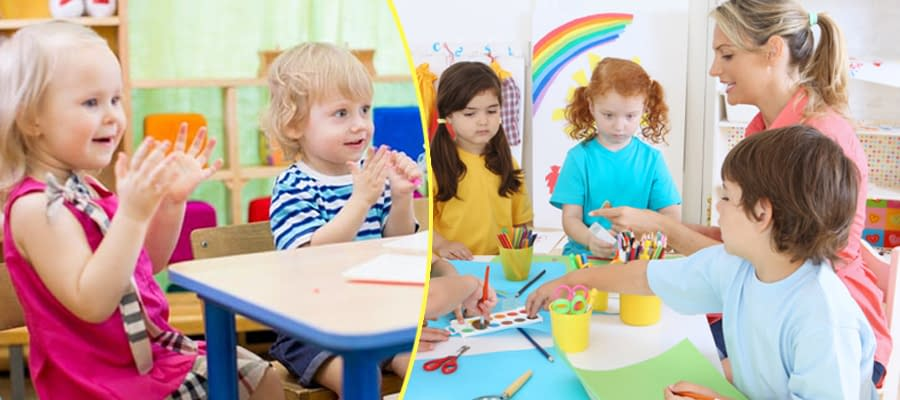 What Do Children Learn in a High-Quality Preschool Program