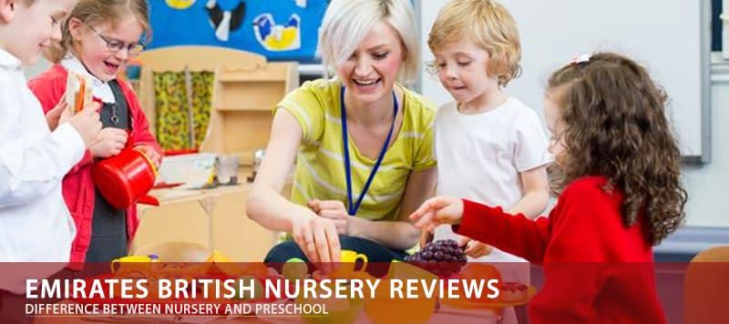 Emirates British Nursery Reviews