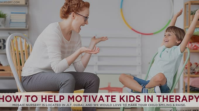 How To Help Motivate Kids In Therapy