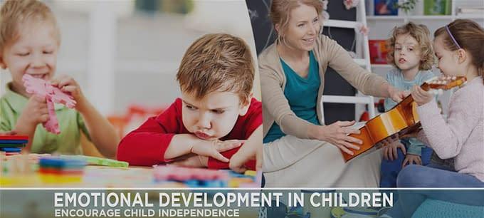 Emotional Development In Children