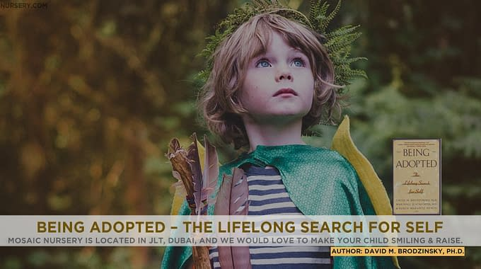 Being Adopted – The Lifelong Search For Self By David M. Brodzinsky
