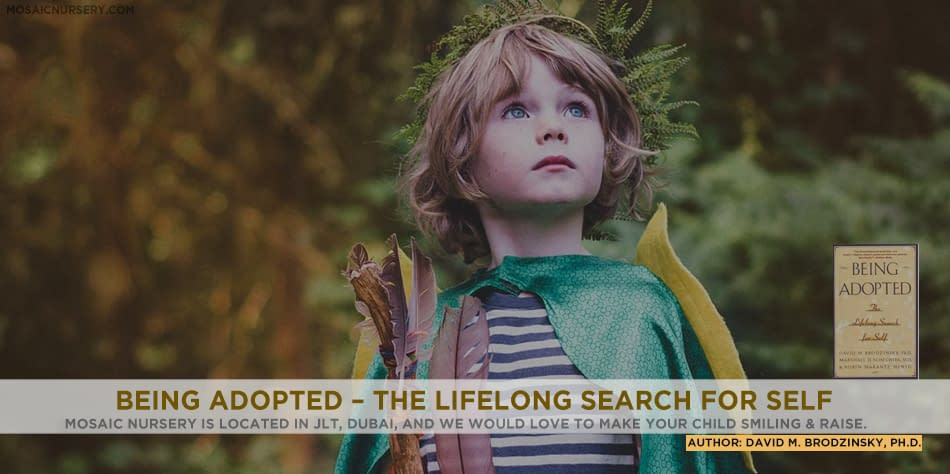 Being Adopted – The Lifelong Search For Self