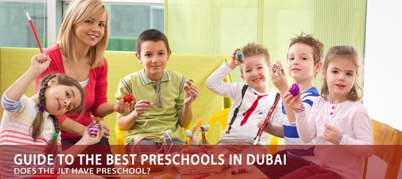 Guide to the Best Preschools in Dubai