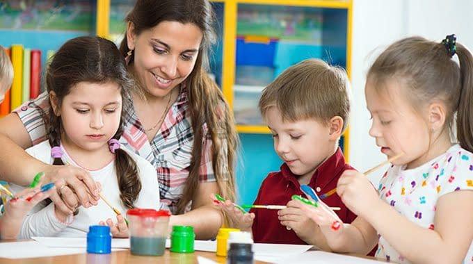 Best Nursery School In Dubai