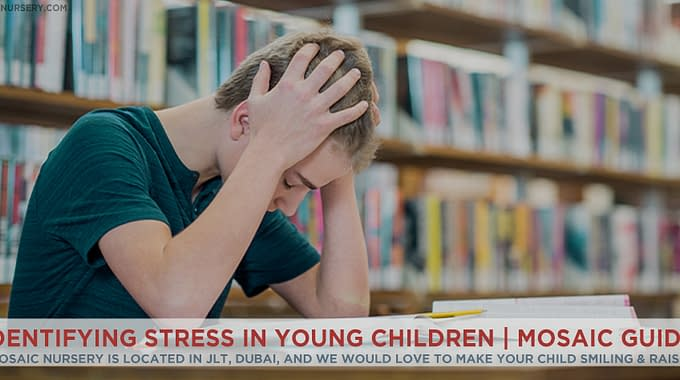 Identifying Stress In Young Children
