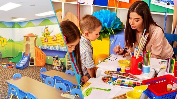 Nursery School Facilities