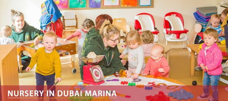 Nursery In Dubai Marina